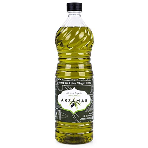 Spanish Extra Virgin Olive Oil. Early Harvest. Cold Pressed. Picual Variety. (2 Liter Bottle)