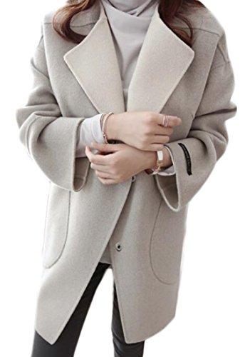 Blend Button Front Coat - 5