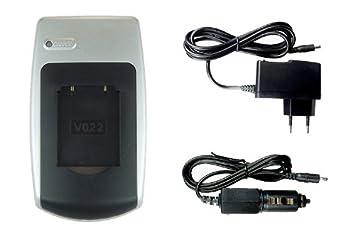 Cargador EN-EL10 para Nikon Coolpix S700, S3000, S4000, S5100