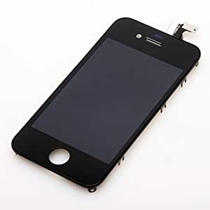 Gran Ganga iPhone 4 Pantalla LCD Touch Screen Digitizer completa