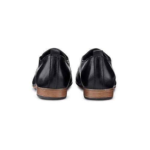 pour 23645 Noir Tamaris Femme Lacets de Chaussures 30 à Ville 1d7z0w