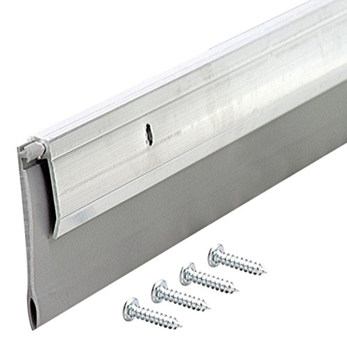 M-D Building Products 5389 Heavy Duty Door Sweep EXV 36 Inches Aluminum  sc 1 st  Amazon.com & Exterior Door Sweep: Amazon.com