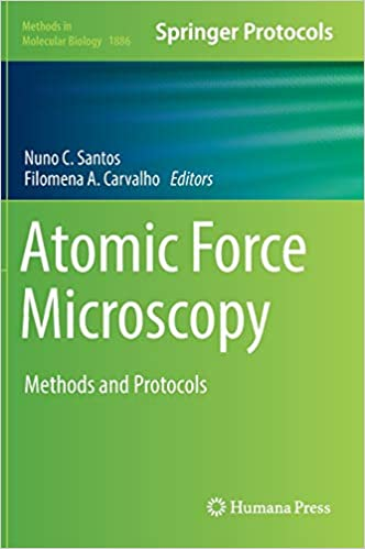 Atomic Force Microscopy: Methods and Protocols (Methods in
