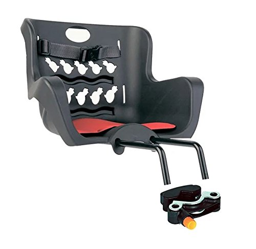 Bellelli Front Mounted Bike Child Seat (Black)