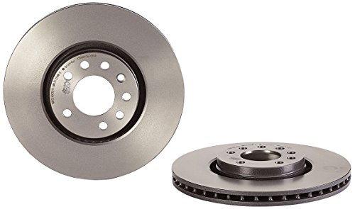 Brembo 09.9369.11 UV Coated Front Disc Brake Rotor
