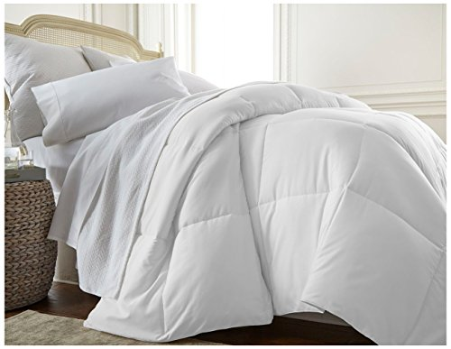 Simply Soft Down Alternative Comforter, King/California King, White by Simply Soft