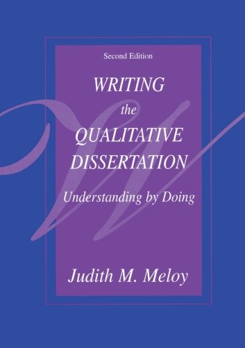 qualitative doctoral dissertation Qualitative dissertation chapter guides version 20 effective november 2017 capella university 225 south sixth street, ninth floor minneapolis, mn 55402.
