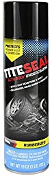 Tite Seal T1617R-12PK Rubberized Auto Body Undercoating - 16 oz., (Case of 12)