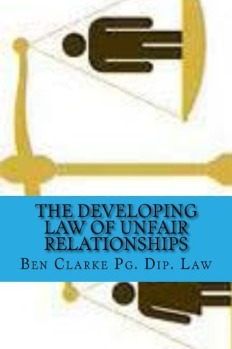 The developing law of unfair relationships: s140 Consumer Credit Act 1974