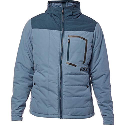 Fox Men's Podium Jacket, Blue Steel, L