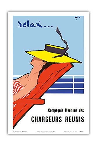 relax-compagnie-maritime-des-chargeurs-runis-maritime-company-of-united-shippers-france-vintage-ocea