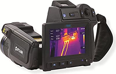 Flir 55903-0922 Model T600-15 Infrared Thermal Imaging Camera with 4.3-inch LCD Touchscreen and 15 Degrees Field of view