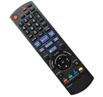 New Universal Replacement Remote Control Fit for N2QAKB000089 for Panasonic Blu-ray Home Theater Cinema System