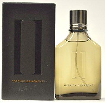 Avon Patrick Dempsey 2 II EDT Spray 2.5 Fl Oz