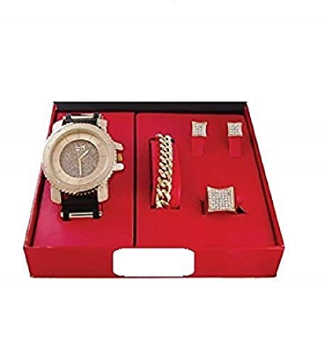 The Hip Hop Watch and Jewelry Gift Set That is