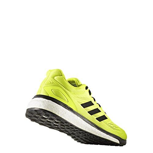 Adidas Heren Respone Lt Loopschoen Geel / Zwart / Wit