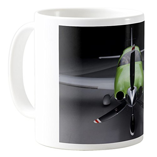 2012 Ceramic Mug - AquaSakura - Cessna 400 2012 - 11oz Ceramic Coffee Mug Tea Cup