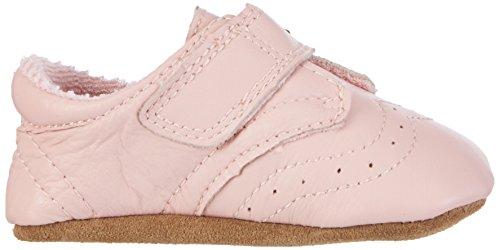 MeltonKrabbelschuh classic Rosé - pantuflas Bebé-Niños Rosa - Pink (Wild Rose 509)
