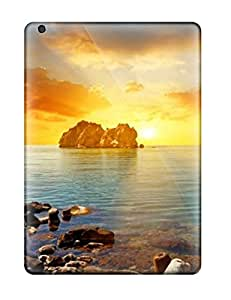 Michael paytosh Dawson's Shop Hot 7368613K23891916 Tpu Shockproof Scratcheproof Beach Sunset Hard Case Cover For Ipad Air