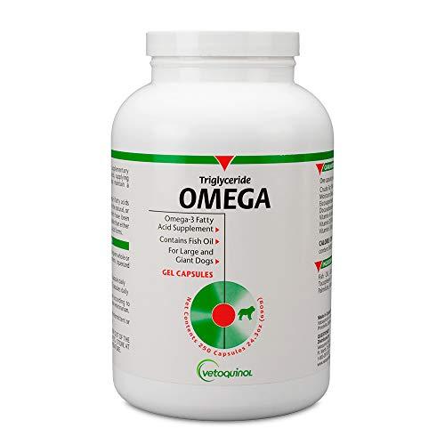Vetoquinol Triglyceride Omega-3 Fatty