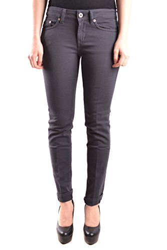 Cotone Mcbi100112o Donna Dondup Grigio Jeans qtR0wxU