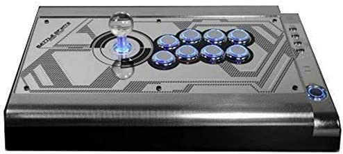 QanBa Q2PRO LED Silver Limited EditionCompatible with Ps3 & PC ...