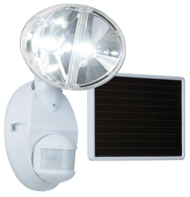 Cooper Lighting Led Motion Activated Solar Led Flood Light - 5