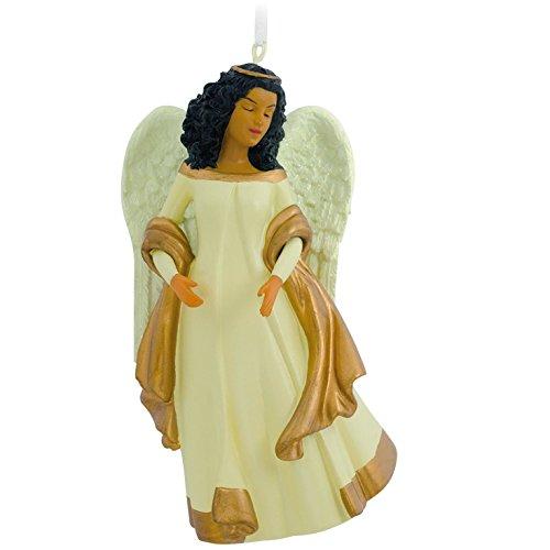 Hallmark Mahogany Glory Angel Christmas Ornament