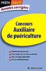 Annales corrigées Concours Auxiliaire de puériculture