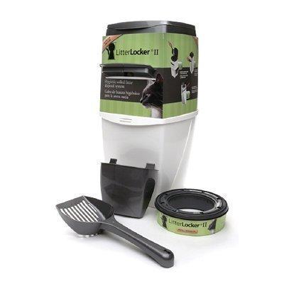 Poubelle Litter Locker II - Poubelle hygiénique pour litière souillée LitterLocker 3784