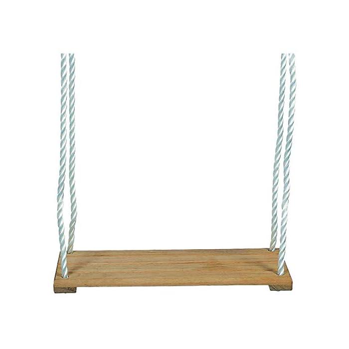 414ZZLMuXZL Ajustable 10 mm cuerda de hasta 180 cm 4 listones Peso máximo admitido: 60 kg