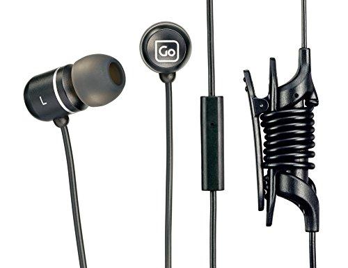 Price comparison product image Design Go Mobile Control Headphones, Black