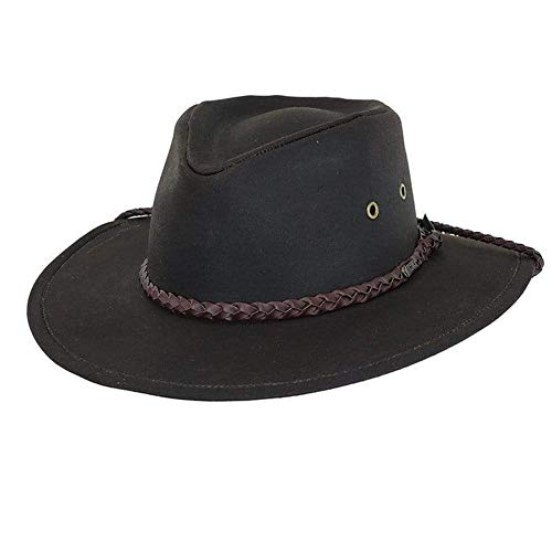 Outback Trading Grizzly Hat, Brown, Large