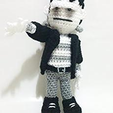 Frankenstein amigurumi doll