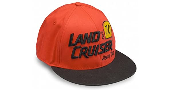 Toyota Land Cruiser gorra de béisbol: Amazon.es: Coche y moto