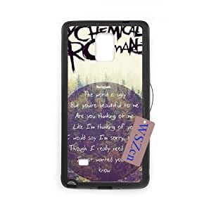 My Chemical Romance DIY Case for Samsung Galaxy Note4,My Chemical Romance custom case