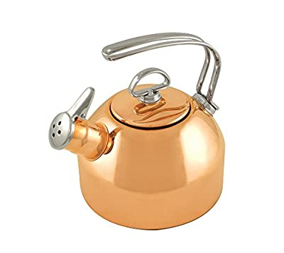 Chantal Classic Steel Kettle-1.8 Quart