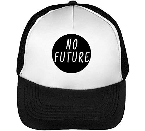 Gorras Graphic Negro Snapback Blanco Beisbol Hombre Future No 8Eq5wEH