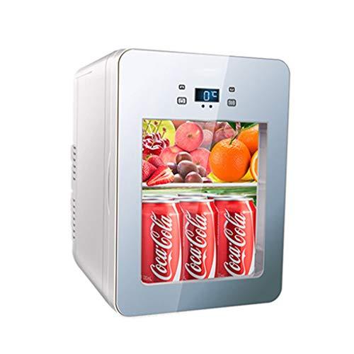 Mini nevera nevera Mini Refrigerador del Coche Refrigerador En Una ...