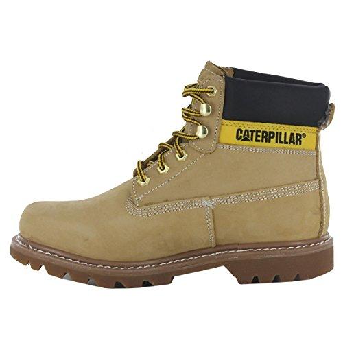 Cat Footwear Colorado - Botines con cordones, Hombre, , Marrone Chiaro