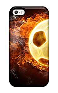 Diushoujuan 3235318K74299931 Anti-scratch And Shatterproof Football Phone Case For ipod touch5/ High Quality Tpu Case