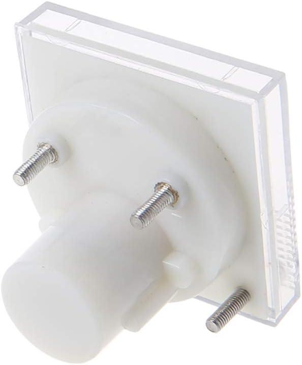 500mA A BIlinli 91C4 Amp/èrem/ètre DC Panneau de Compteur de Courant analogique Pointeur m/écanique Type 1//2//3//5//10//20//30//50//100//200//300