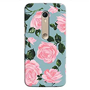 Cover It Up - Pink Roses Moto X Style Hard case