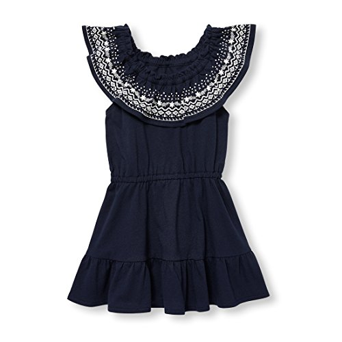 The Children's Place Baby Girls Sleeveless Casual Dresses, Tidal 96971, 2T