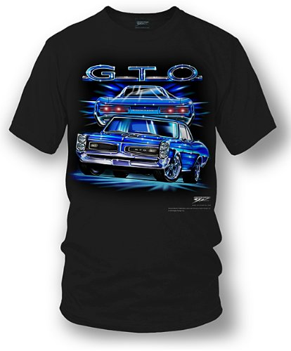 wicked-metal-gto-shirt-pontiac-gto-shirt-muscle-car-t-shirt-1966-gto-medium
