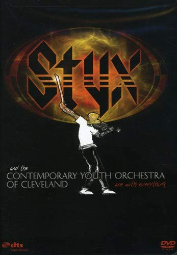 (Styx and the Contemporary Youth Orchestra of Cleveland: One With Everything)