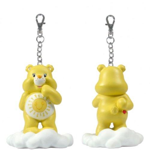 care-bears-figure-share-a-bear-series-2-yellow-funshine-bear-on-cloud-clip