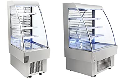 """OMCAN 40004 40"""" Refrigerated Grab and Go Display Case"""
