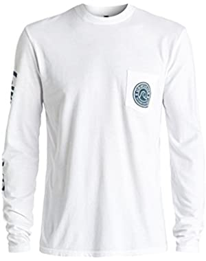 Mens Bubble Logo - Long Sleeve T-Shirt Long Sleeve Tee