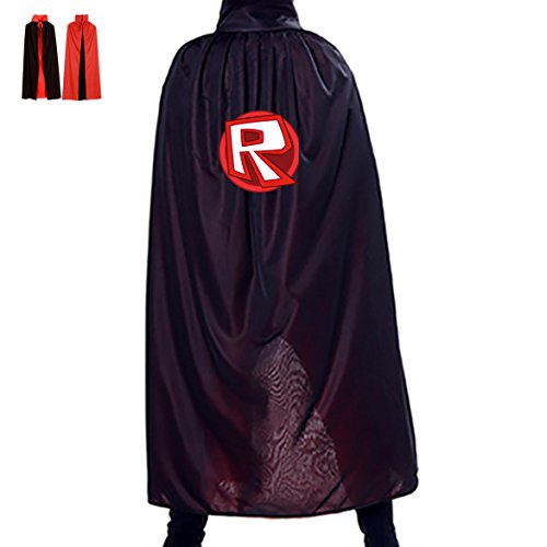 Halloween Costume Cloak Dress Goth Devil Vampire Demon For Party